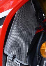 Honda CBR1000RR Fireblade 2017 R&G Racing Radiator Guard RAD0212TI Titanium