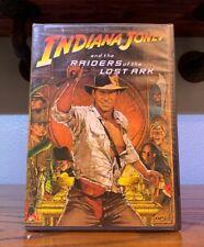 Indiana Jones Raiders of the Lost Ark Dvd Sealed Brand new