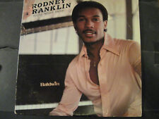 """RODNEY FRANKLIN - """"You'll Never Know"""" - 1980  - (Columbia - BL36122)"""