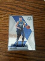 2019-20 Panini Mosaic LUKA DONCIC #44 Base 2nd Year LUCA MAVERICKS DALLAS HOT