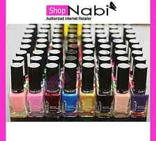 50pcs Nail Polish NABI Square Glass Bottle Nail Polish