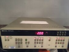 Agilent 8131A Calibrated Warranty
