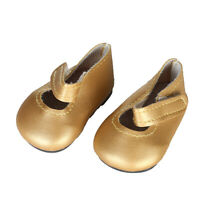1 Pair Mini Shoes Boots For 18 Inch Doll Toy Girl /& Boy Dolls Accessories Wnnyc