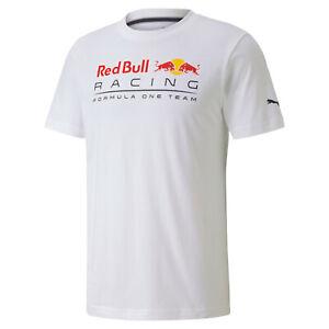 Red Bull Racing Herren T-Shirt weiß von Puma