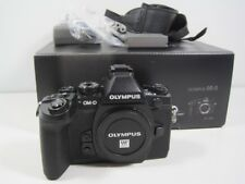 "Olympus OM-D e-m1 [16mp, Full HD, 3""] noir fortement d'occasion p203267"