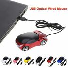 Wired Mouse 3D Car Shape Computer Peripherals Gaming Mice For Laptop PC Macbook