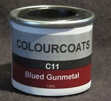 Coulorcoats Blued Gunmetal - (C11)