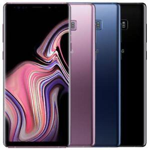 Samsung Galaxy Note9 N960U 128GB Verizon AT&T Sprint T-mobile Unlocked B
