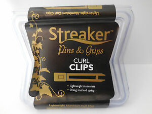 Pin Curl Clips Pack of 72 Hair Styling Clamps Clips Silver Colour
