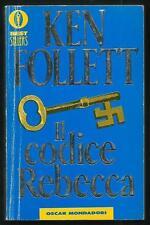 Ken Follett : Il codice Rebecca - Mondadori 1983 - usato