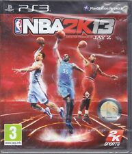 Ps3 PlayStation 3 NBA 2K 13 NBA2K13 nuovo sigillato pal