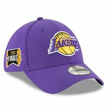 Los Angeles Lakers New Era 2020 NBA Finals Bound Side Patch 39THIRTY Flex Hat -