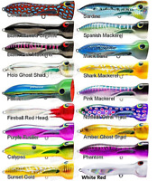 Nomad Chug Norris Popper 120mm Fishing Lures  BRAND NEW @ Ottos TW
