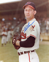 Bob Lemon Autographed 8x10 Photo