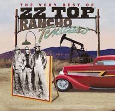 CDs de música rock ZZ Top
