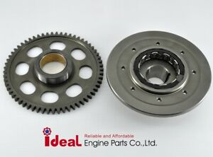 """NEW"" Bombardier BRP Can Am ATV DS650 DS 650 One Way Starter Clutch Gear 00~08"