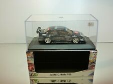 MINICHAMPS ALFA ROMEO 155 V6 DTM 1995 GIUDICCI #13 - BLUE - GOOD  IN BOX