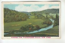 Greetings from Wappingers Falls NY  114162