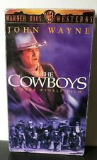 NEW VHS tape! - The Cowboys 1998