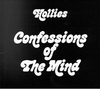 NEW CD Album The Hollies - Confessions Of The Mind (Mini LP Style Card Case)