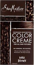Shea Moisture Nourishing Hair Color Kit, Dark Brown 1 ea