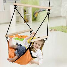 New listing Kids Hanging Chair Kid's Swinger Yellow Amazonas