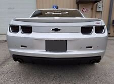 2010-2013 Camaro Smoked Side Markers and Taillight Tint Complete Kit