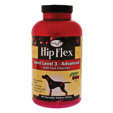 Overby Farm HIP FLEX LEVEL 3 Hip and Joint Mobility Dog Supplement 90 Tablets