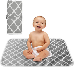 Portable Nappy Changing Mat, Baby Changing Mat Portable Travel Changing Mats for