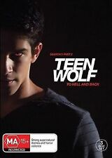 Teen Wolf Series Season 5 Part 2 New Australian Edition Region 4 DVD