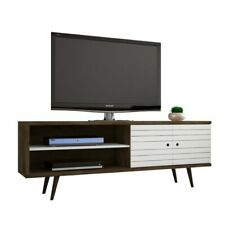 732e8b1570c0 Manhattan Comfort Liberty TV Stand with 3-Shelves and 2-Doors