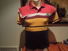 BENNETTON CLASSIC POLO TOP LADIES SIZE 12