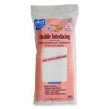 Pellon Fusible Interfacing Lightweight Fusible Interfacing Iron On Interfacing