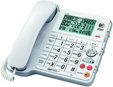 Atampt Homeoffice Telephone Answering System Big Button Big Display Cl4939