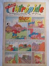 L'INTREPIDE 366  ANNEE 1956