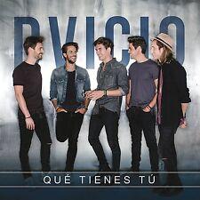 Que Tienes Tu - Dvicio (CD, 2017, Sony Latin Music) - FREE SHIPPING