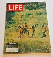February 7, 1964 LIFE Magazine 1960s advertising 2 FREE SHIP ads ad 6 8 Ads