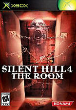 SILENT HILL 4 THE ROOM: XBOX,  Xbox, Xbox Video Game