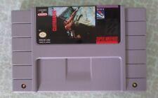 Cliffhanger SNES Used Super Nintendo Game