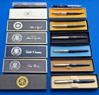 RARE WHITE HOUSE VICE PRESIDENTIAL SIGNING PENS - FOR EVERY PRESIDENT LBJ - BUSH