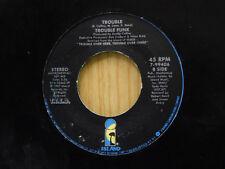Trouble Funk 45 TROUBLE 5:26 / 3:54 ~ Island M-