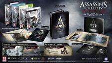 Assassins Creed 4 Black Flag Skull Edition PS3