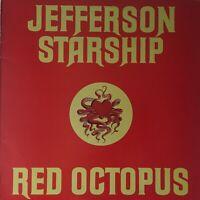 JEFFERSON STARSHIP Red Octopus 1975 (Vinyl LP)