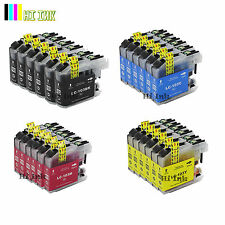 24 PK LC103XL LC 103 High Yield Ink  For Brother DCP-J152W MFC-J475DW Printer