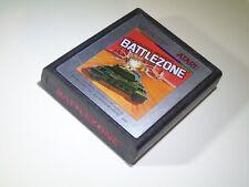 Battlezone Battle Zone ATARI 2600 Video Game System