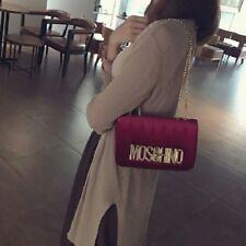 borsa donna modello 2018 moschino luxury
