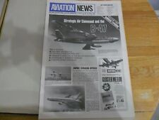 AVIATION NEWS V11 #16 1982 AEROPLANE AIRPLANE  PLANES SCALE PLANS HAWKER TYPHOON