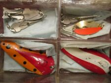 Fishing Spoon Lot