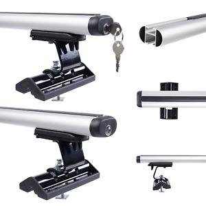 Barre Portapacchi per Mercedes Vito 638 639  96-14 160cm alluminio 75kg AMOS