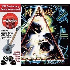 Def Leppard  Hysteria 30th Anniversary Target w/ guitar picks + contest